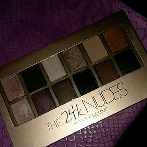 The 24k Nudes Maybelline New York